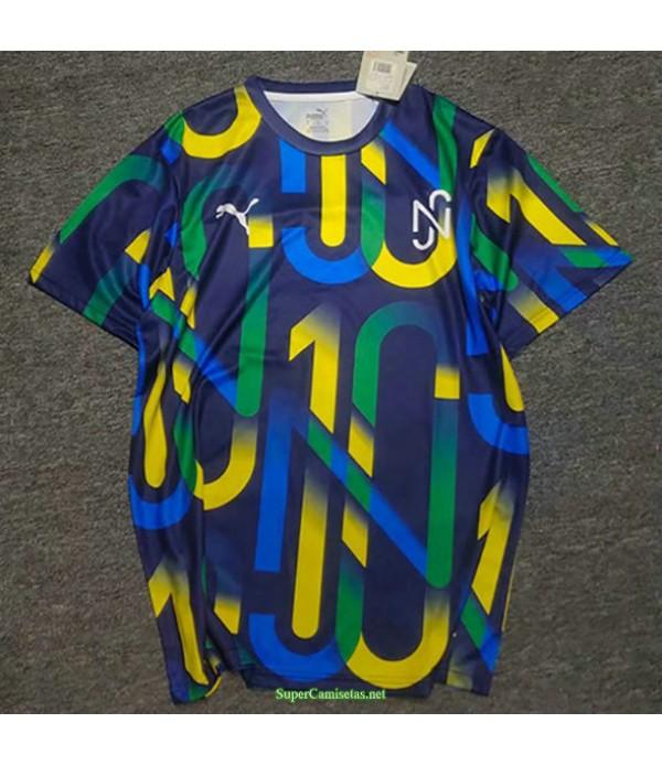Tailandia Equipacion Camiseta Psg Neymar Entrenami...