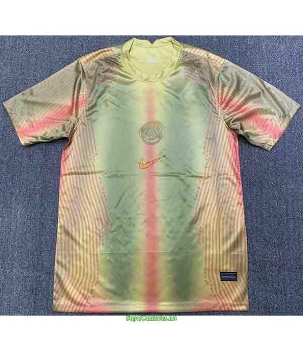 Tailandia Equipacion Camiseta Psg Paris Or 202