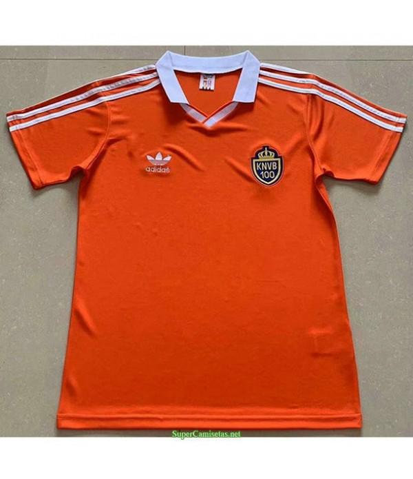 Tailandia Equipacion Camiseta Países Bajos Edición Centenario Hombre 1988