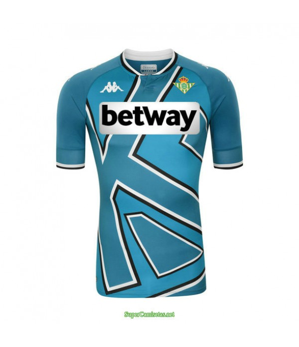 Tailandia Equipacion Camiseta Real Betis Fourth 2020