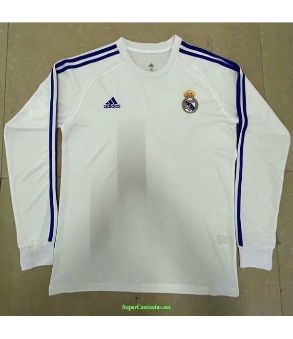 Tailandia Equipacion Camiseta Real Madrid Manga La...