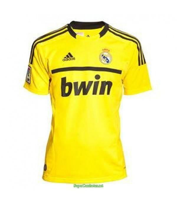 Tailandia Equipacion Camiseta Real Madrid Portero Hombre 2012