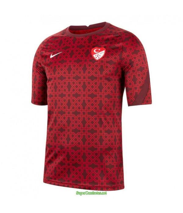 Tailandia Equipacion Camiseta Turquie Pre Match Entrenamiento 2020