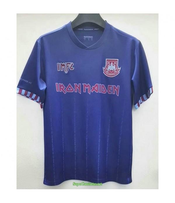 Tailandia Equipacion Camiseta West Ham United Joint 11 2021
