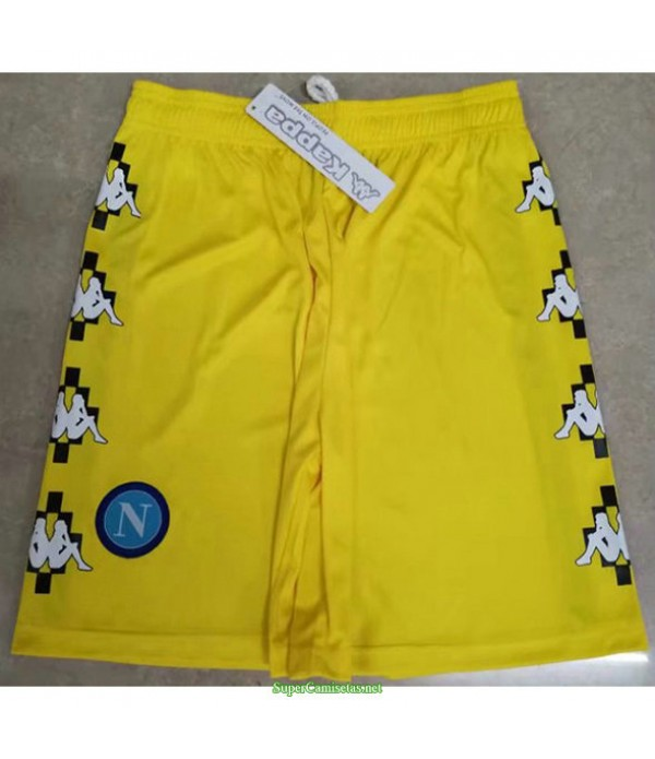 Tailandia Pantalones Equipacion Camiseta Napoli Memorial Board 2021