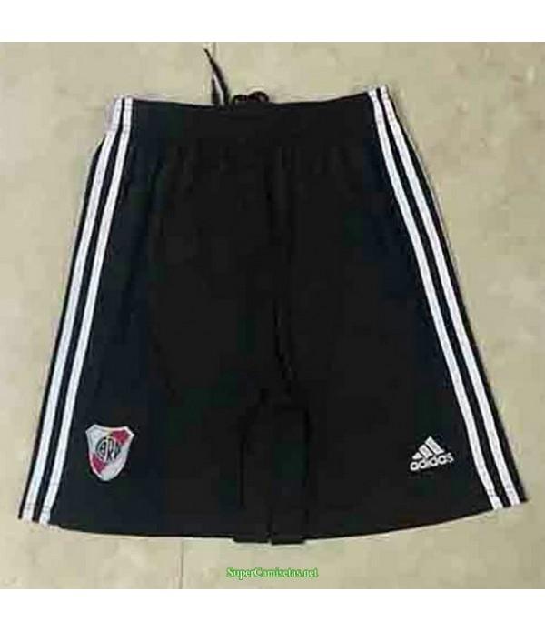 Tailandia Pantalones Equipacion Camiseta River Plate Negro 2021