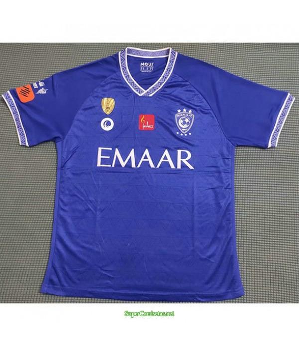 Tailandia Primera Equipacion Camiseta Al Hilal 2021