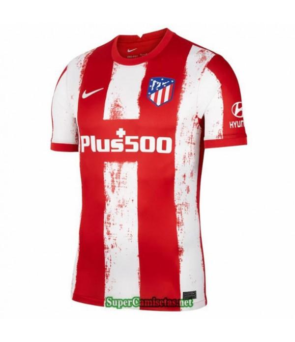 Tailandia Primera Equipacion Camiseta Atletico Madrid 2021