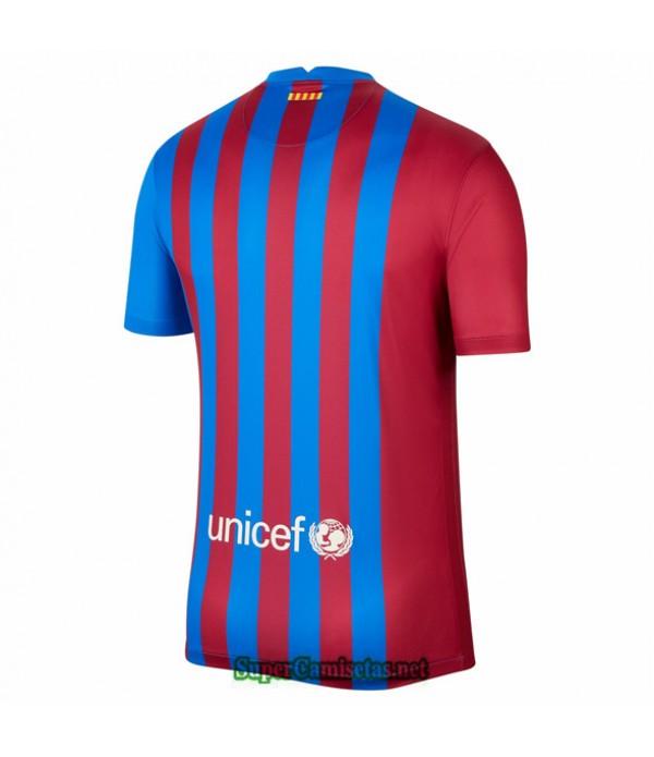 Tailandia Primera Equipacion Camiseta Barcelona 2021