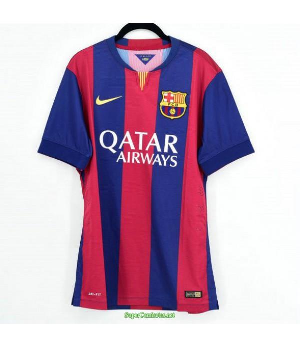 Tailandia Primera Equipacion Camiseta Barcelona Hombre 2014 15
