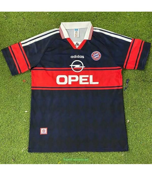 Tailandia Primera Equipacion Camiseta Bayern Munich Hombre 1997 99