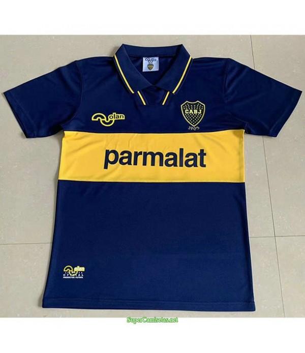 Tailandia Primera Equipacion Camiseta Boca Juniors Hombre 1994