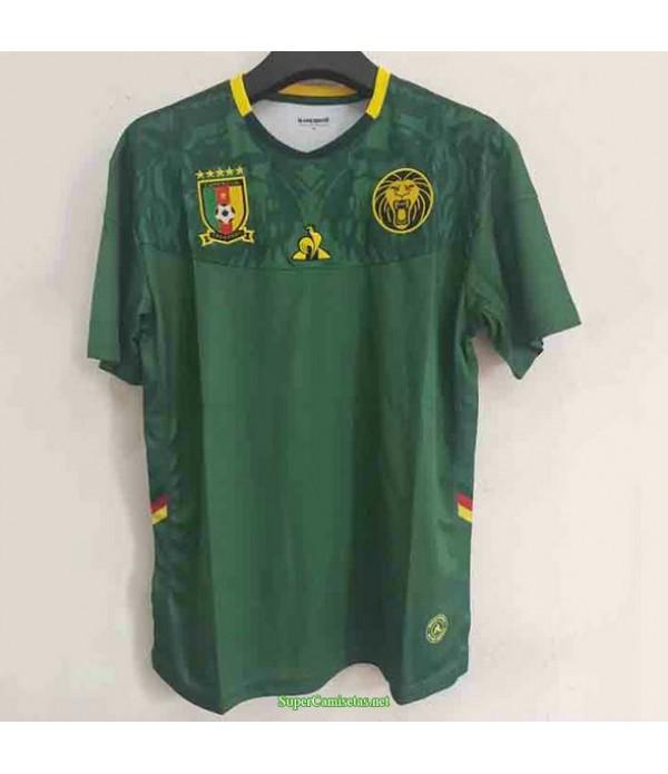 Tailandia Primera Equipacion Camiseta Camerun 2021