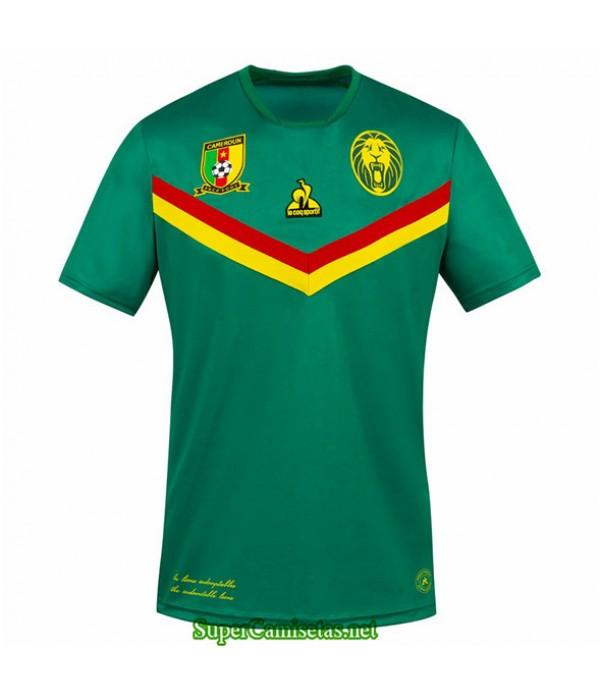 Tailandia Primera Equipacion Camiseta Camerun Vert 2020