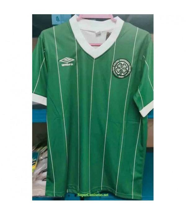 Tailandia Primera Equipacion Camiseta Celtics Hombre 1984 86