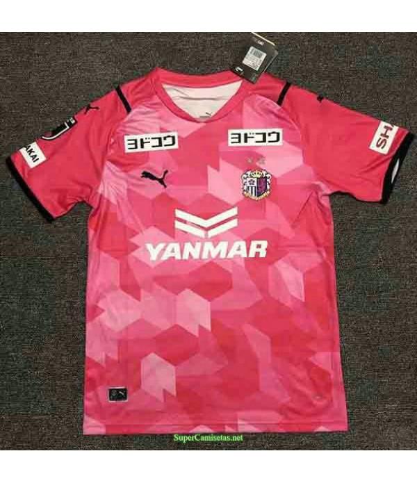 Tailandia Primera Equipacion Camiseta Cerezo Osaka 2021