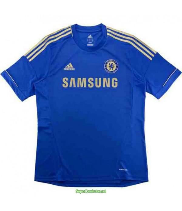 Tailandia Primera Equipacion Camiseta Chelsea Hombre 2012 13