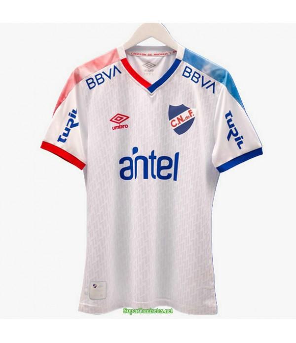 Tailandia Primera Equipacion Camiseta Club Nacional 2021