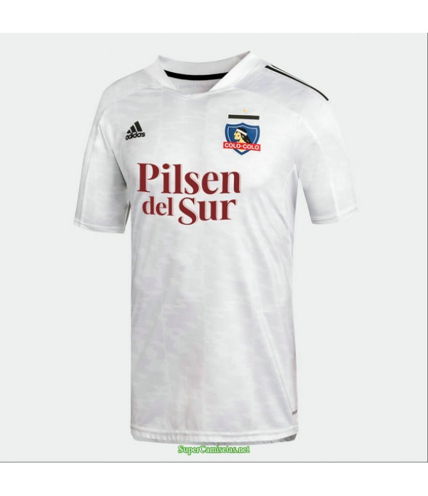 Tailandia Primera Equipacion Camiseta Colo Colo 2021