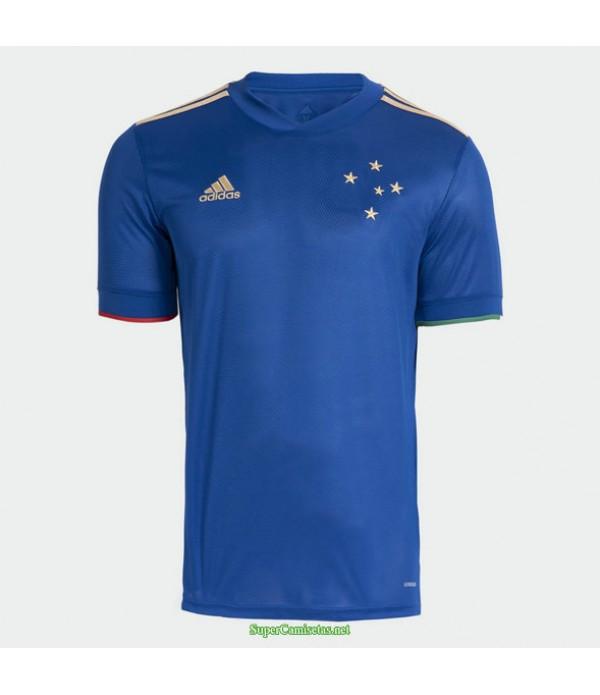 Tailandia Primera Equipacion Camiseta Cruzeiro 2021
