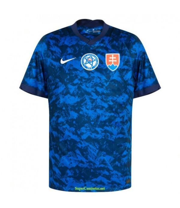 Tailandia Primera Equipacion Camiseta Eslovaquia 2020