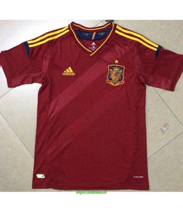 Tailandia Primera Equipacion Camiseta España Hombre 2012