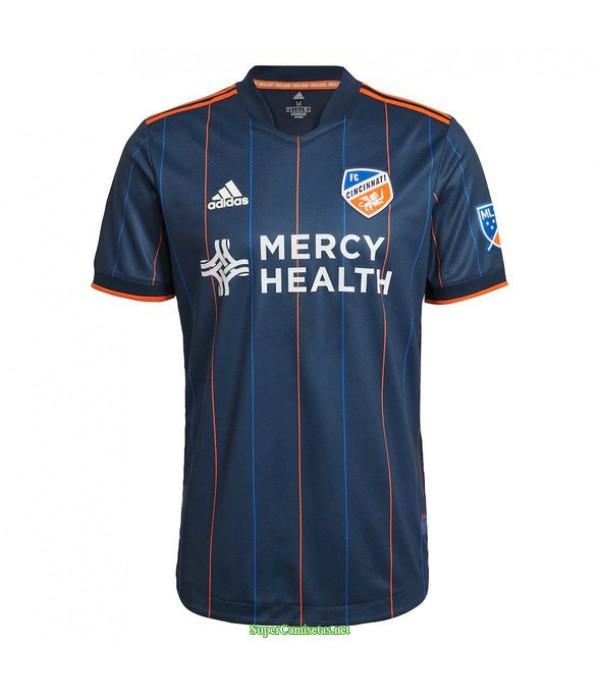 Tailandia Primera Equipacion Camiseta Fc Cincinnati 2021