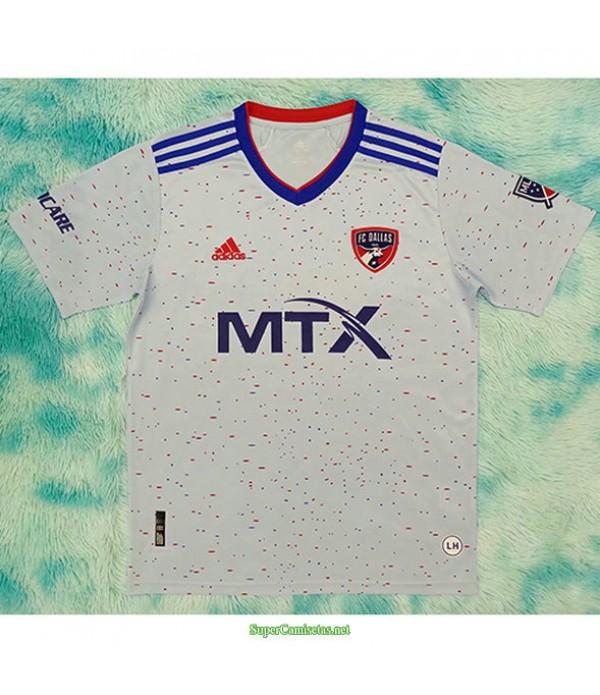 Tailandia Primera Equipacion Camiseta Fc Dallas 2021