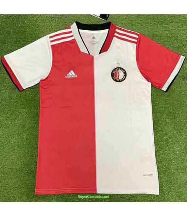 Tailandia Primera Equipacion Camiseta Feyenoord 2021
