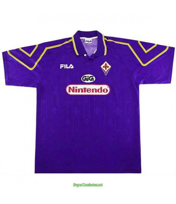 Tailandia Primera Equipacion Camiseta Fiorentina Hombre 1997 98
