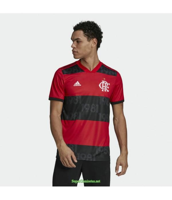Tailandia Primera Equipacion Camiseta Flamengo 2021
