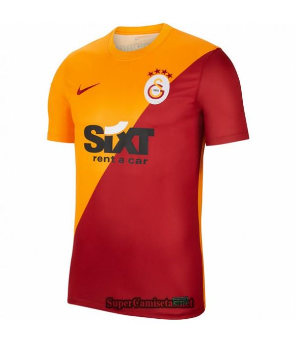 Tailandia Primera Equipacion Camiseta Galatasaray 2021