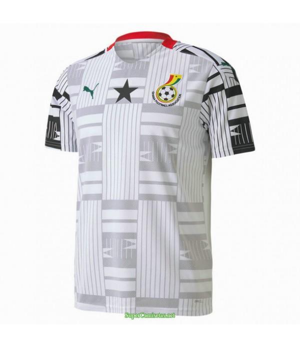 Tailandia Primera Equipacion Camiseta Ghana 2020