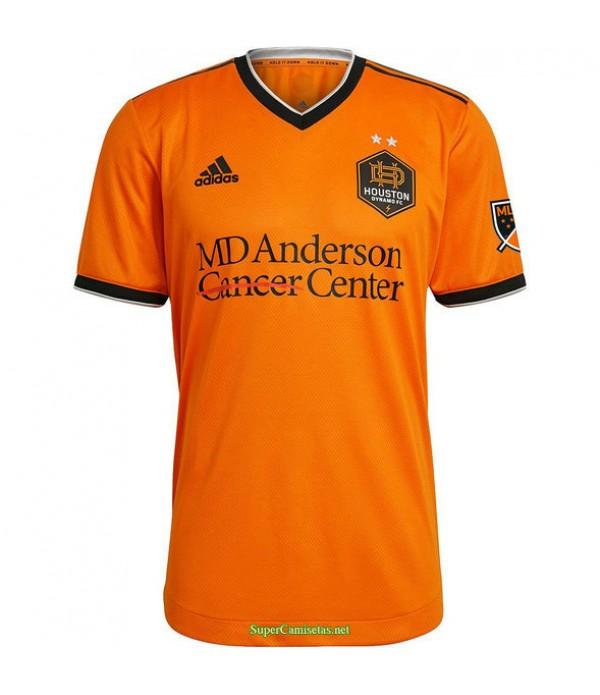 Tailandia Primera Equipacion Camiseta Houston Dynamo 2021