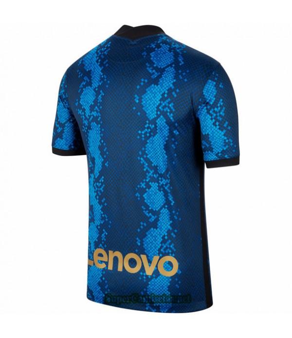 Tailandia Primera Equipacion Camiseta Inter Milan 2021