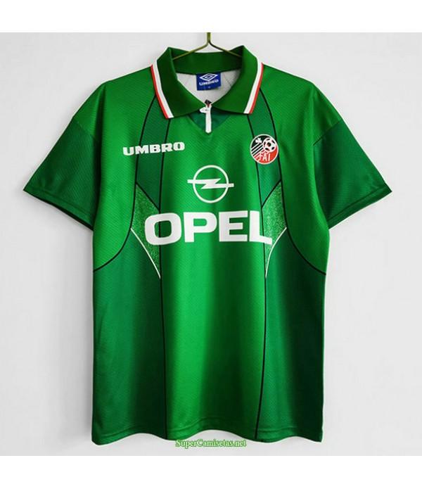 Tailandia Primera Equipacion Camiseta Irlanda Hombre 1994 96