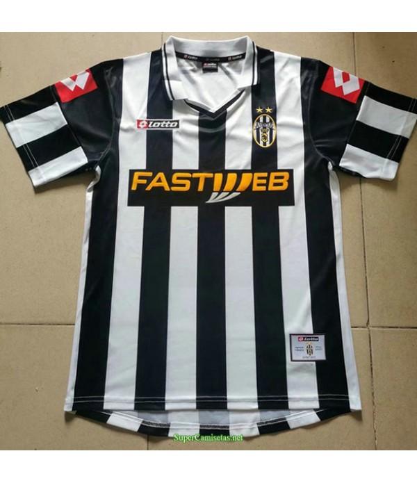 Tailandia Primera Equipacion Camiseta Juventus Hombre 2001 02