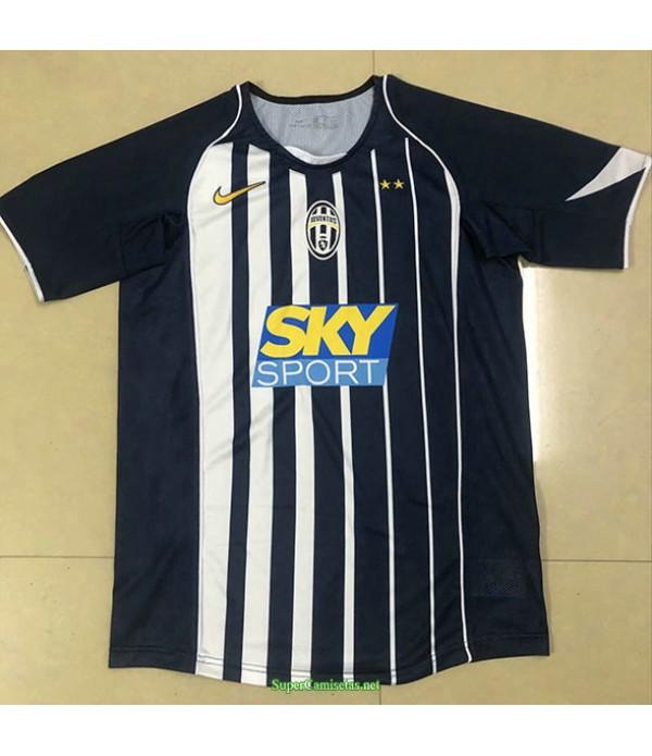 Tailandia Primera Equipacion Camiseta Juventus Hombre 2004 05