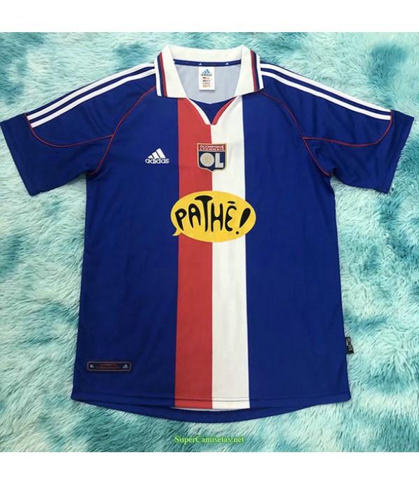 Tailandia Primera Equipacion Camiseta Lyon Hombre 2000 01