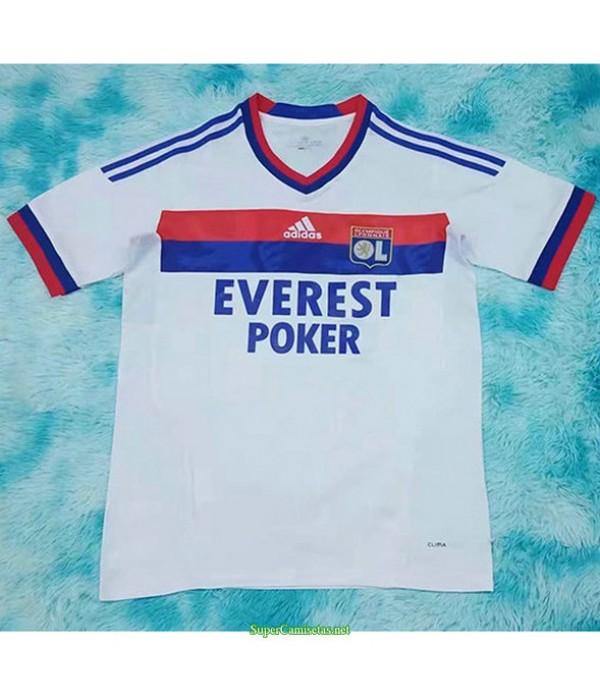 Tailandia Primera Equipacion Camiseta Lyon Hombre 2011 12