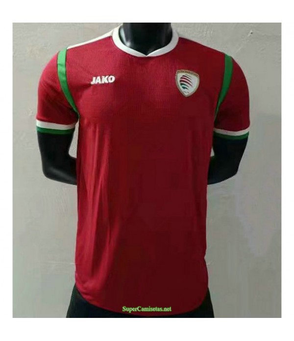 Tailandia Primera Equipacion Camiseta Oman Jako 2021