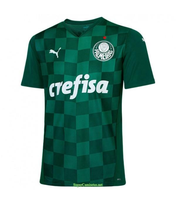 Tailandia Primera Equipacion Camiseta Palmeiras 2021