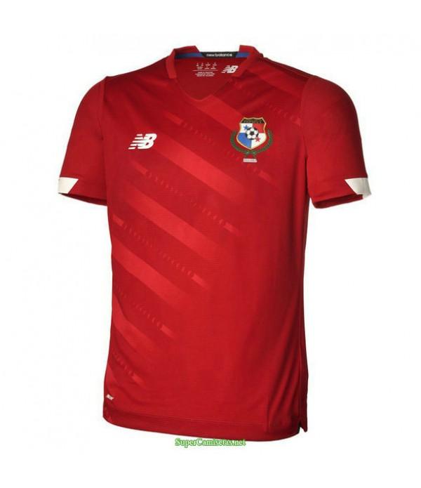 Tailandia Primera Equipacion Camiseta Panama Rojo 2021