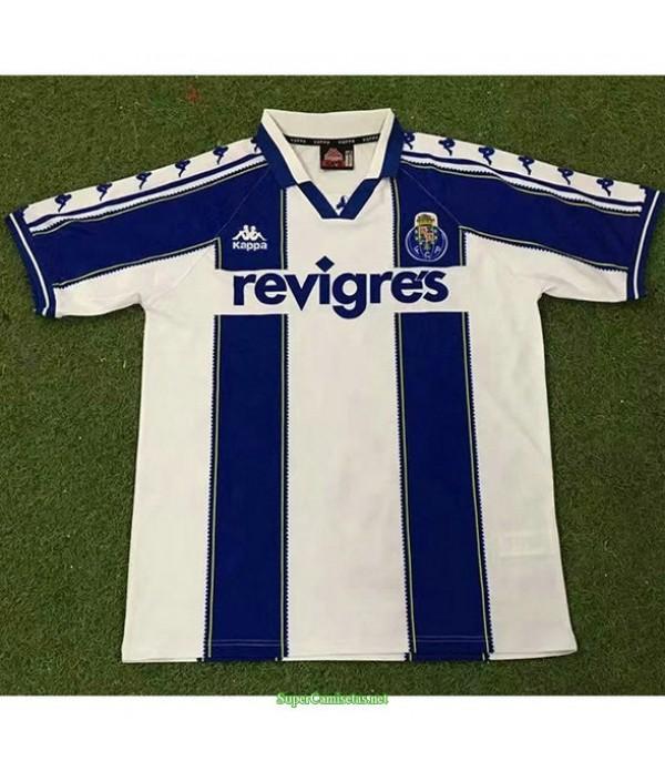 Tailandia Primera Equipacion Camiseta Porto Hombre 1997 99