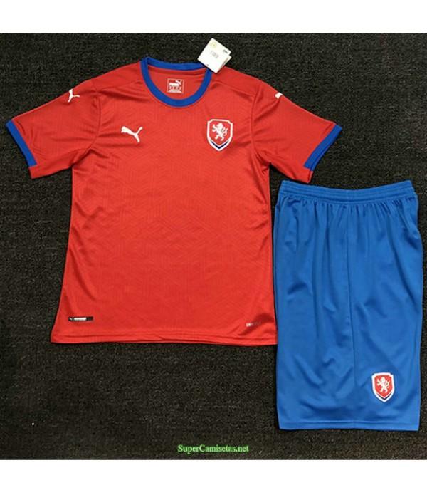 Tailandia Primera Equipacion Camiseta República Checa 2020