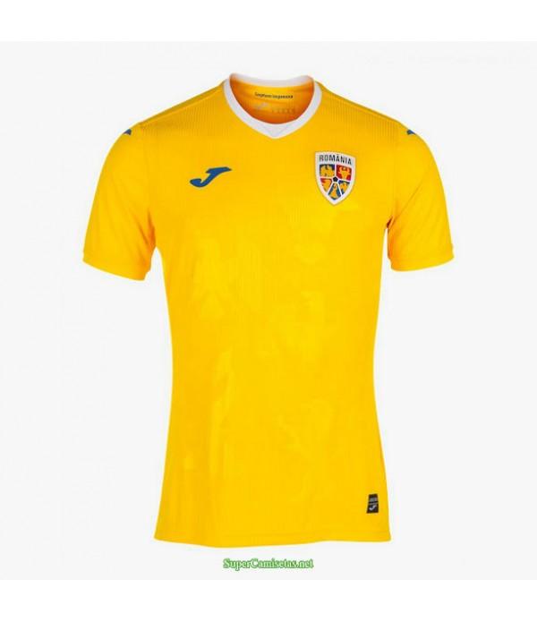 Tailandia Primera Equipacion Camiseta Rumania 2021