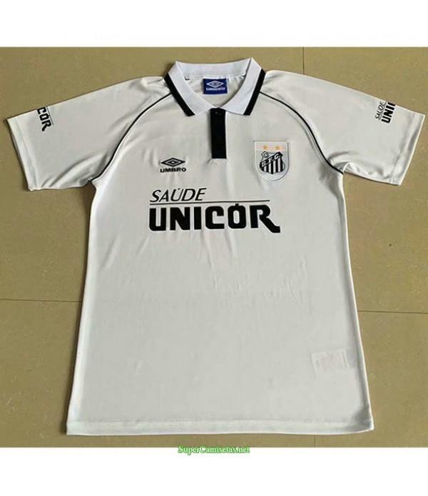 Tailandia Primera Equipacion Camiseta Santos Hombre 1997