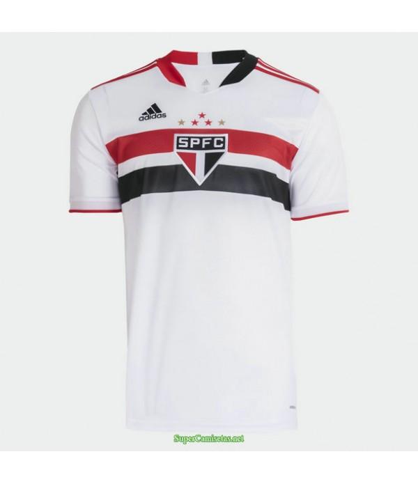 Tailandia Primera Equipacion Camiseta Sao Paulo 2021