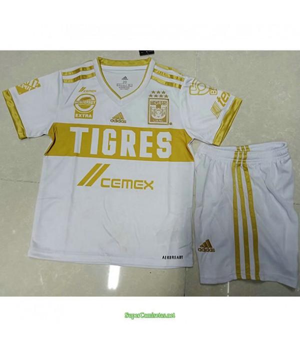 Tailandia Primera Equipacion Camiseta Tiger Athletic Ninos 2021
