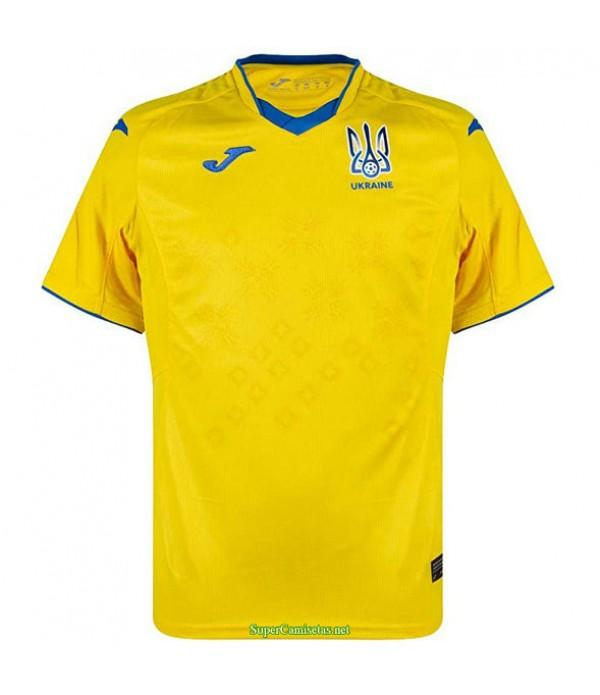 Tailandia Primera Equipacion Camiseta Ucrania 2020